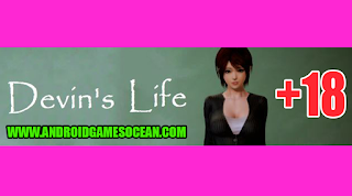 Devin's Life Apk Adult Game for smartphone and IOS