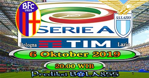 Prediksi Bola855 Bologna vs Lazio 6 Oktober 2019