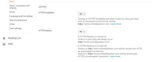 Blogger me Https SSL Certificate install kaise kare [ Free]