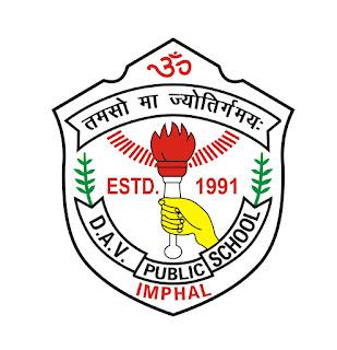 D.A.V PUBLIC SCHOOL   School Logo - Vecta Design