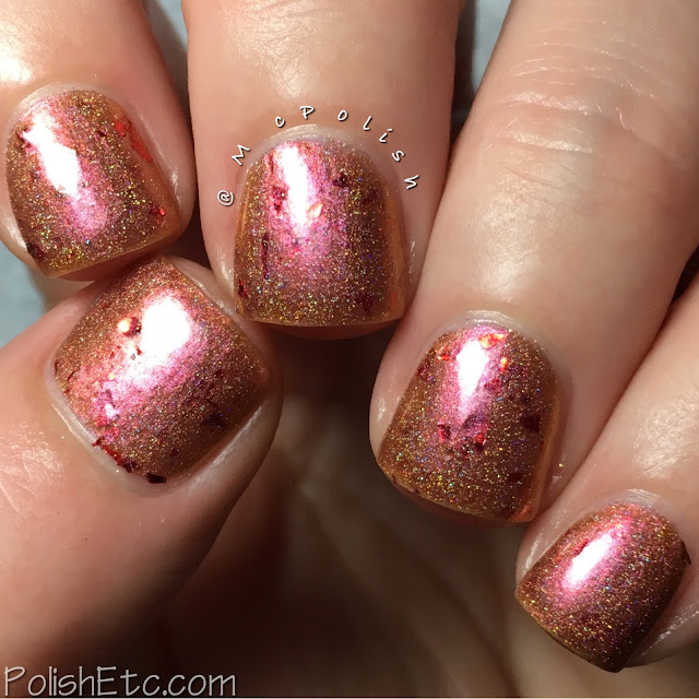 Road to Polish Con - Week 10 - McPolish - Penny Dreadful by Nevermind Polish