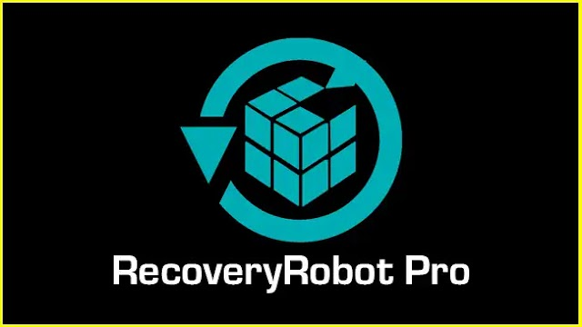 RecoveryRobot Pro Universal Data Recovery Software Life Time Free License