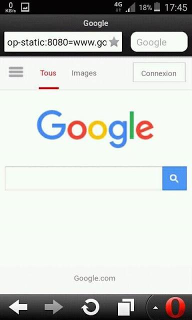 حل لتشغيل اوبيرا مجانا تدعم التحميل تشتغل في اتصلات المغرب و انوي