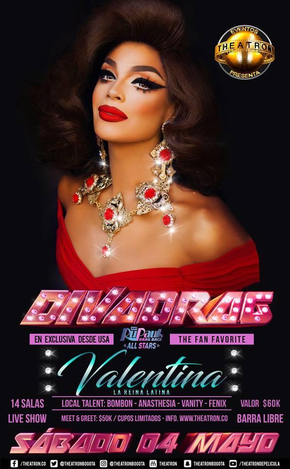 valentina-estrellas-programa-RuPaul´s-Drag-Rac-Theatron