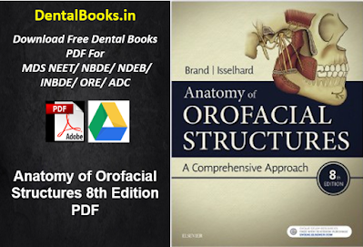 Anatomy of Orofacial Structures 8th Edition PDF