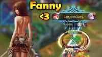 Fanny Si Cantik Jelita Mobile Legends Bang Bang