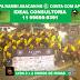 Copa Nambi: Lyon vence clássico do bairro e mantém 100%