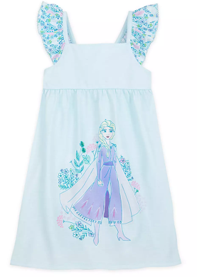 Disney Elsa Frozen 2 Nightgown