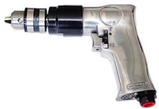 Jenis power tools air drill
