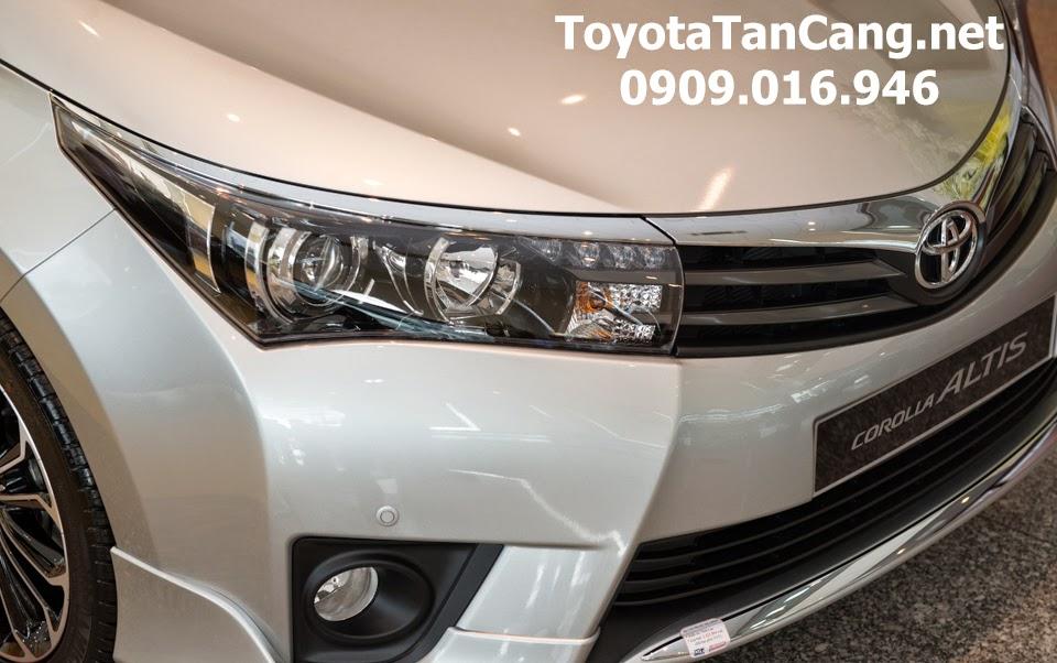 corolla altis 20 v toyota tan cang 6 - Đánh giá Toyota Corolla Altis 2.0V CVT 2015 - Giá trị đến từng chi tiết - Muaxegiatot.vn
