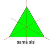 SEGITIGA SAMA SISI www.simplenews.me
