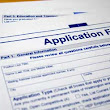 5 Things Asked on a Loan Application Used by Collectors