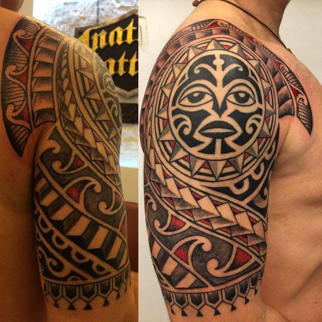 Significado Maories Latest Tatuajes Maories Maories With Tribales