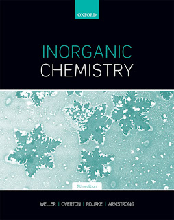 Inorganic Chemistry 7th Edition by Mark Weller, Tina Overton & Jonathan Rourke