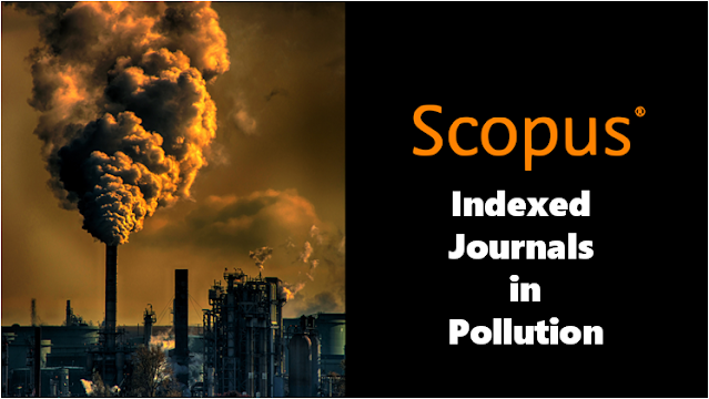 Scopus Indexed Journals in Pollution