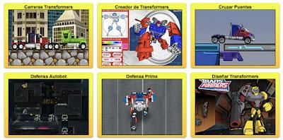 jugar a juegos de transformers 4