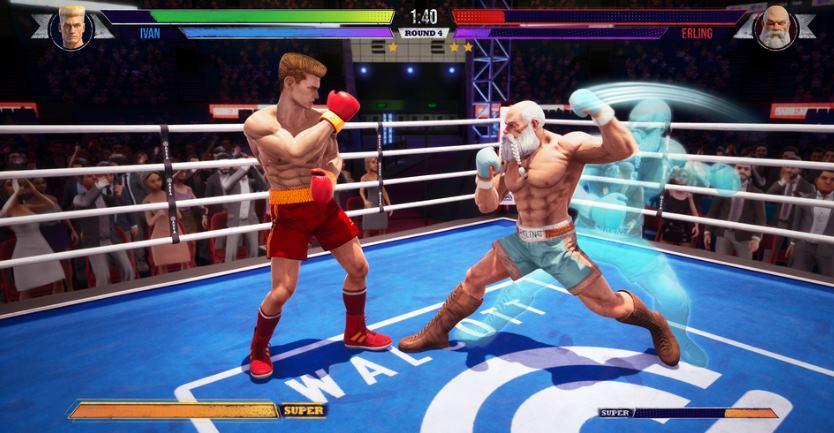 Big Rumble Boxing Creed Champions PC Full Español