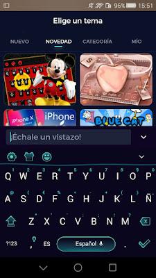تطبيق Cheetah Keyboard للأندرويد, Cheetah Keyboard apk mod pro vip pid
