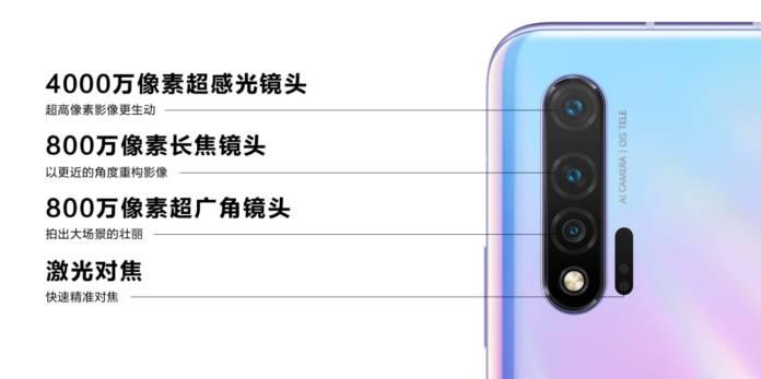 Kirin 990, 5G, triple camera and first place in the DxOMark ranking. Presented smartphones Huawei Nova 6 5G and Nova 6