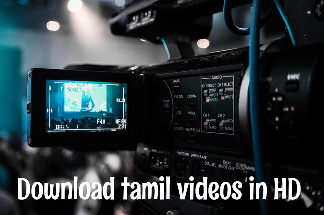 Download Tamil Video Songs