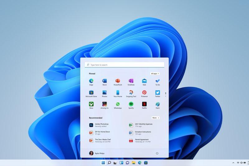 A Microsoft modernizou o design e a experiência do usuário no Windows 11, do novo botão Iniciar e barra de tarefas para cada som, fonte e ícone. Os novos Snap Layouts, Snap Groups e Desktopsdo Windows 11 facilitam a multitarefa e a organização do seu Windows.