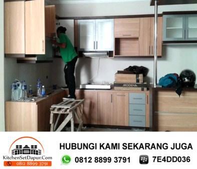 Jasa kitchen set bogor hub wa 0812 for Kitchen set bogor
