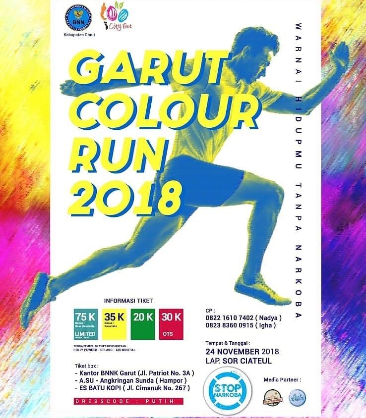 Garut Colour Run • 2018