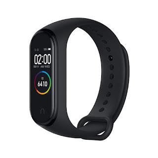 Pulsera actividad física Mi Band 4 Xiaomi