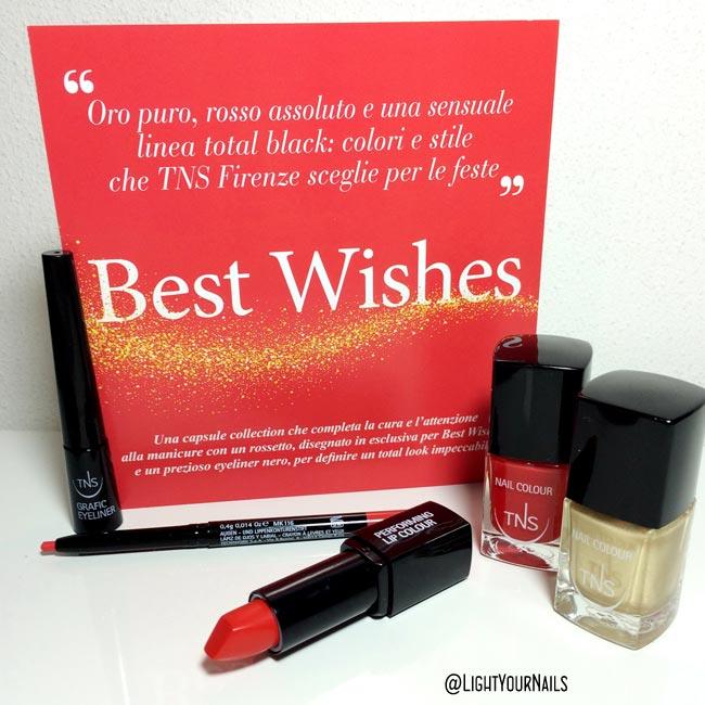 Collezione TNS Best Wishes