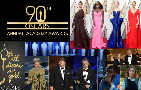 90th Academy Awards Recap and Highlights