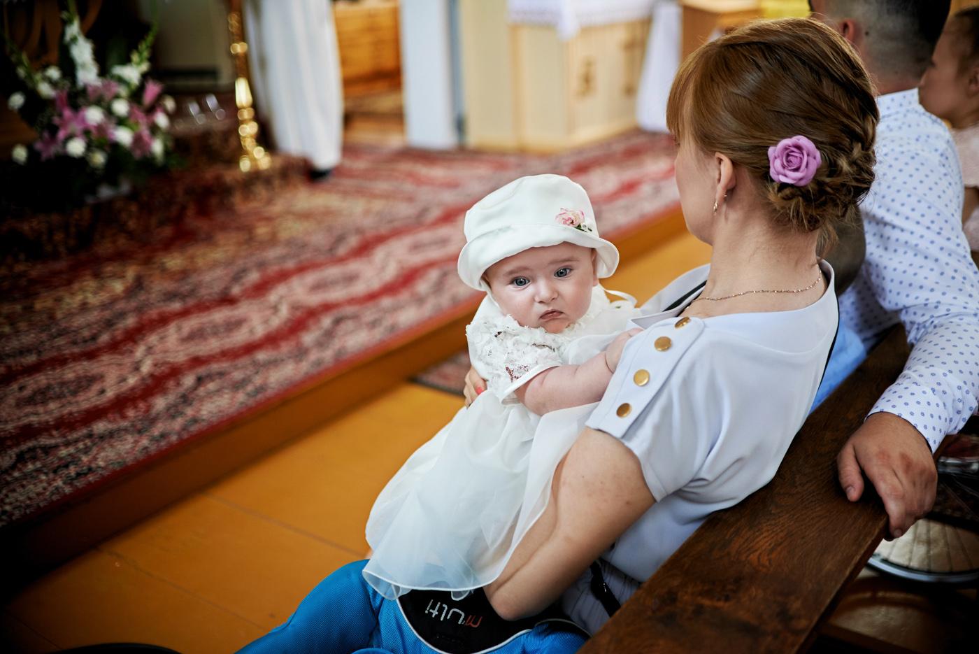 fotograf biała podlaska chrzest