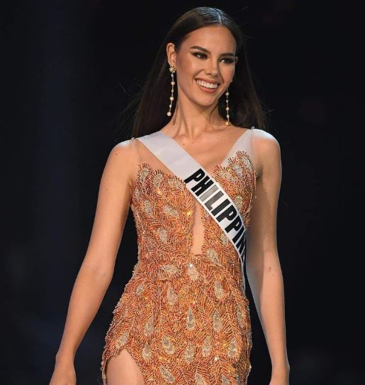 Catriona Gray enters Miss Universe 2018 Top 10