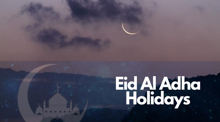 Eid Al Adha Holidays UAE