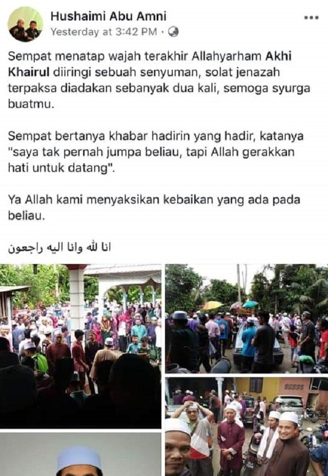 Suka berbuat baik dengan semua orang dan luar biasa, Hikmatul Islam