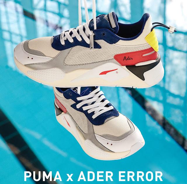Puma x Ader Error 2019