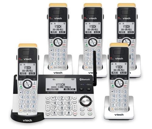 VTech IS8151-5 5 Handset DECT 6.0 Cordless Phone