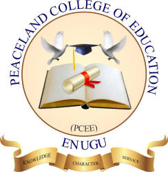 PEACELAND COLLEGE OF EDUCATION