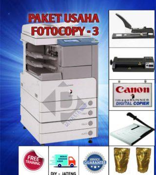 paket usaha fotocopy kebumen