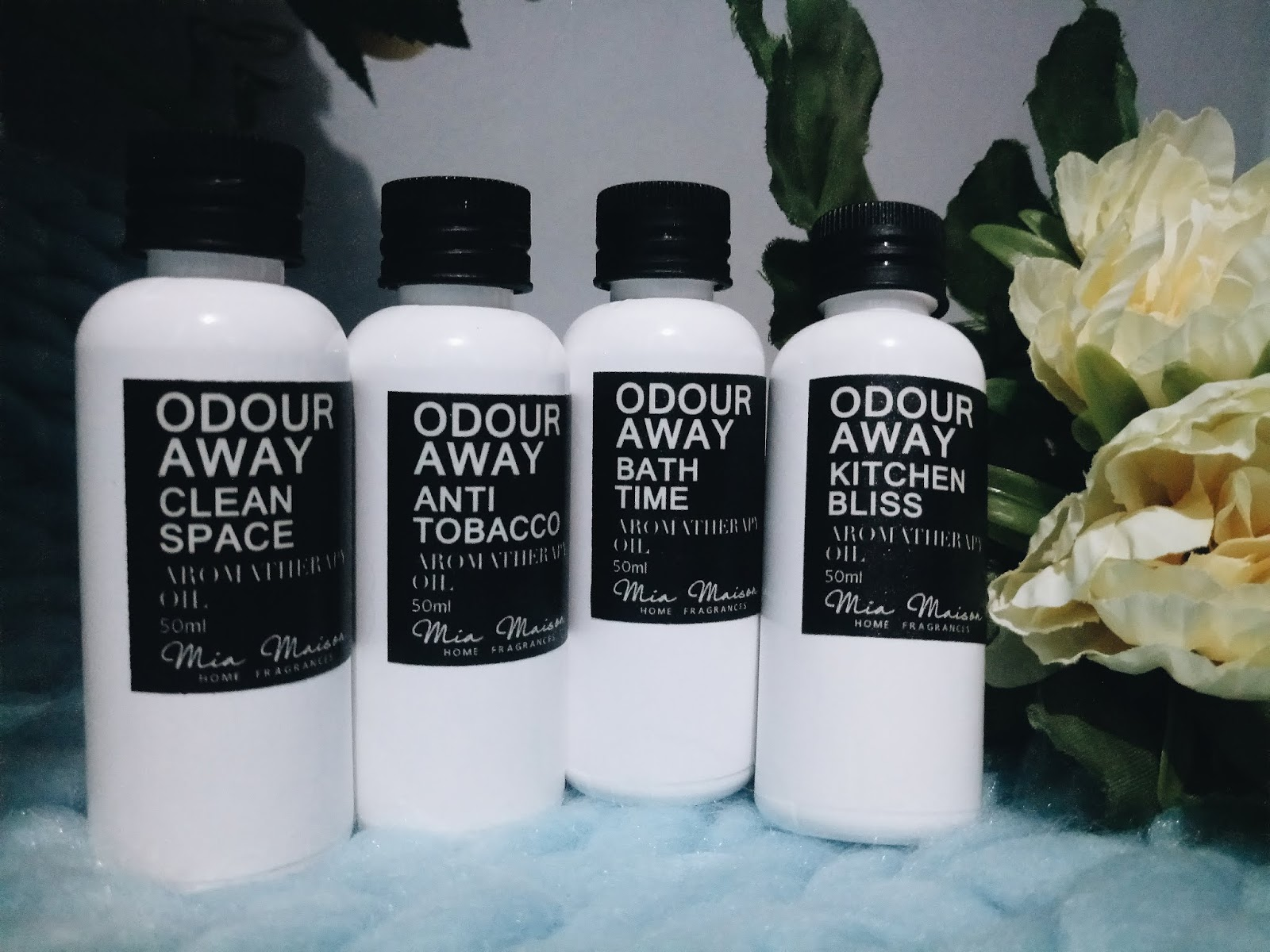 Odour Away Aromatherapy Oil by Mia Maison Home Fragrances