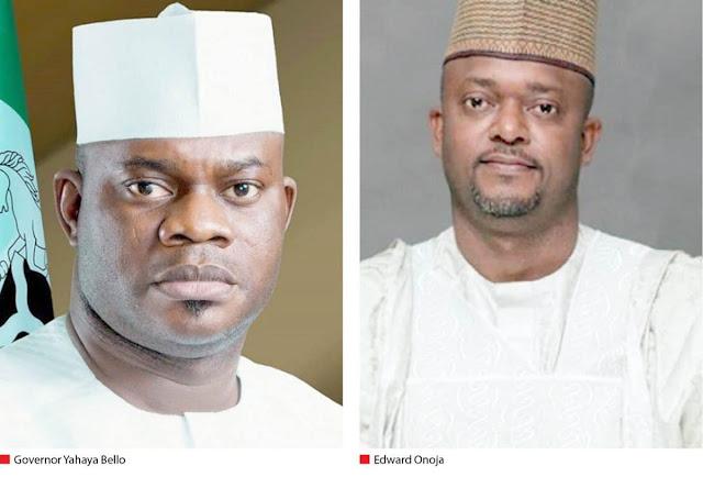 Kogi: Yahaya Bello chooses Onoja to replace Achuba as Deputy Governor