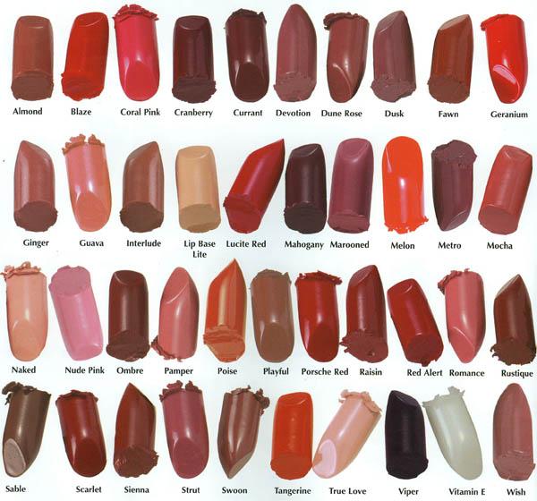 Best Lipstick Color For Tan Skin