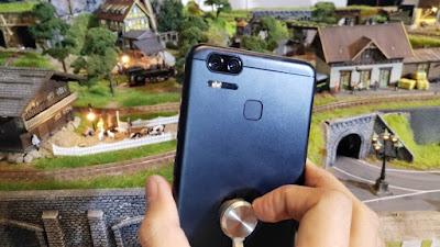 Asus Zenfone Zoom S Meluncur di Indonesia
