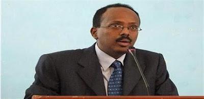 الرئيس الصومالي الجديد 'محمد فرماجو'