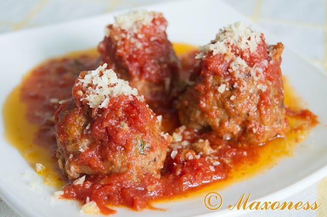 Фрикадельки от Франчески. Итальянская кухня