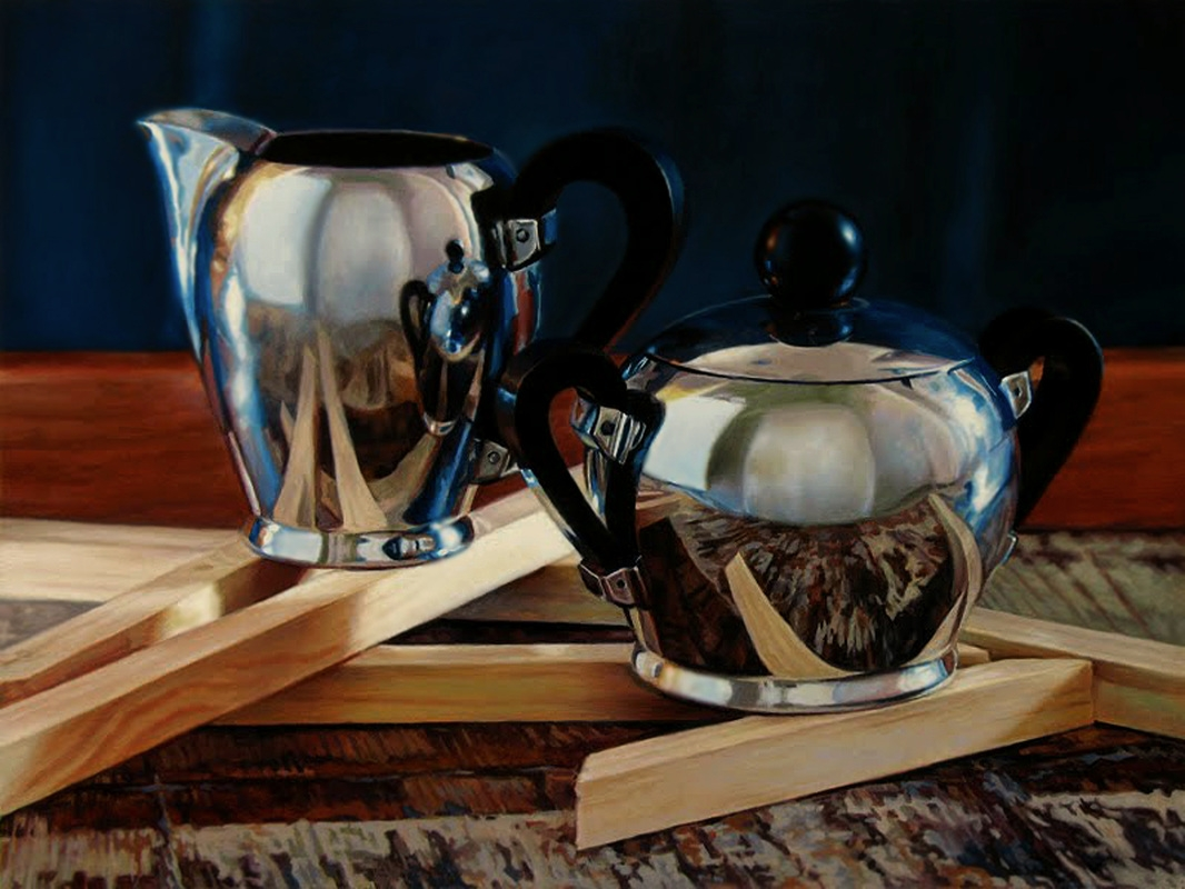 07-The-Moderns-Cream-and-Sugar-Pierre-Raby-Urban-Landscapes-and-Still-Life-Realistic-Paintings-www-designstack-co