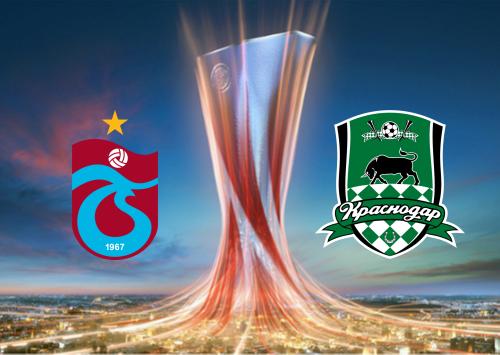 Trabzonspor vs Krasnodar -Highlights 24 October 2019
