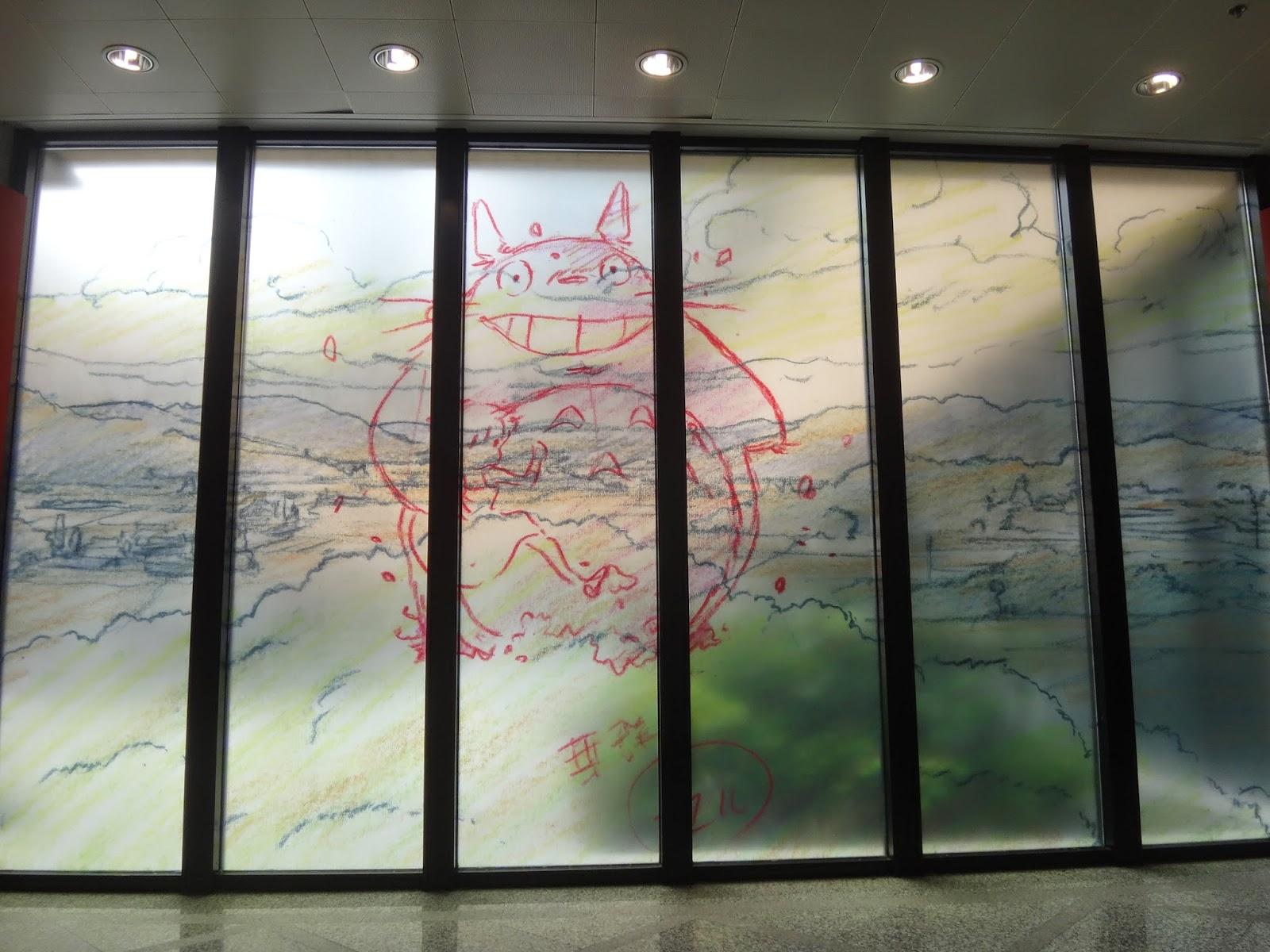Soldier 的世界: 日本吉卜力工作室場面設計手稿展。看宮崎駿及高畑勳電影漫畫作品