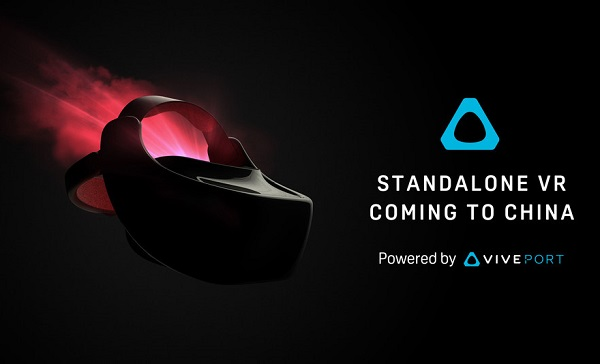 HTC announces VIVE Standalone VR headset powered by Snapdragon 835
