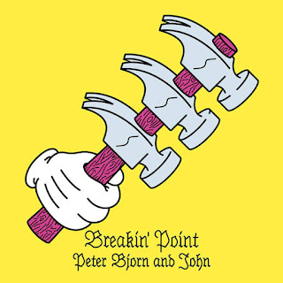 Peter Bjorn and John - Breakin' Point (2016) - Album Download, Itunes Cover, Official Cover, Album CD Cover Art, Tracklist