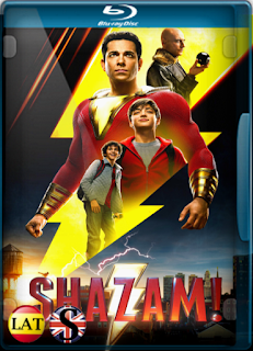 Shazam! (2019) REMUX 1080P LATINO/INGLES